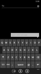 Nokia Lumia 930 - MMS - Sending pictures - Step 4