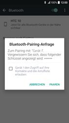HTC 10 - Bluetooth - Geräte koppeln - Schritt 9