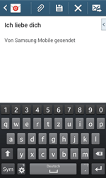 Samsung Galaxy Grand Neo - E-Mail - E-Mail versenden - 10 / 20