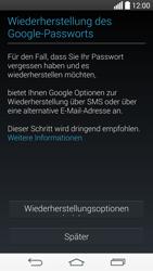 LG G3 - Apps - Konto anlegen und einrichten - 12 / 22