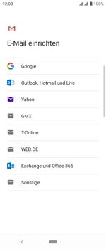 Sony Xperia 10 - E-Mail - Konto einrichten (gmail) - Schritt 8