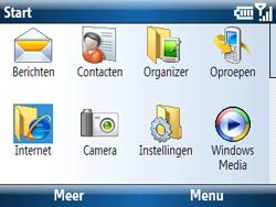 Samsung C6620 - Internet - hoe te internetten - Stap 3