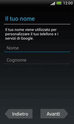 HTC Desire X - Applicazioni - Configurazione del negozio applicazioni - Fase 6