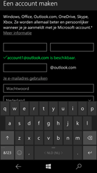 Microsoft Lumia 950 - Applicaties - Account instellen - Stap 13
