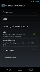 Samsung Galaxy Nexus - Internet - Apn-Einstellungen - 5 / 19
