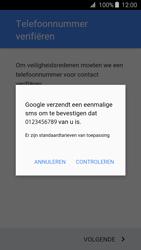 Samsung Galaxy J3 (SM-J320FN) - Applicaties - Account aanmaken - Stap 9