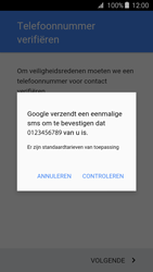 Samsung J320 Galaxy J3 (2016) - Applicaties - Account instellen - Stap 9