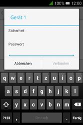 Alcatel OT-4009D Pixi 3 (3.5) - WLAN - Manuelle Konfiguration - Schritt 7