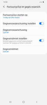 Samsung Galaxy S20 Plus - internet - mobiele data managen - stap 13