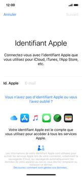 Apple iPhone XS - Données - créer une sauvegarde avec votre compte - Étape 4
