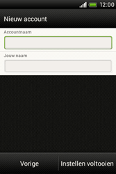 HTC A320e Desire C - E-mail - e-mail instellen: POP3 - Stap 16