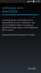 Samsung A300FU Galaxy A3 - Applications - Créer un compte - Étape 9