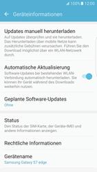 Samsung Galaxy S7 Edge - Software - Installieren von Software-Updates - Schritt 6