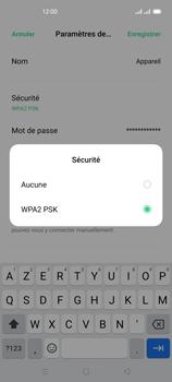 Oppo Reno 4 - Internet et connexion - Partager votre connexion en Wi-Fi - Étape 8