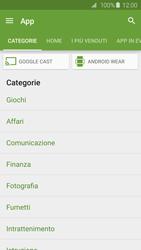 Samsung Galaxy S6 Edge - Applicazioni - Installazione delle applicazioni - Fase 6