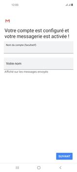 Samsung Galaxy A21s - E-mails - Ajouter ou modifier un compte e-mail - Étape 21