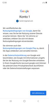 Samsung Galaxy Note 10 - E-Mail - 032a. Email wizard - Gmail - Schritt 11