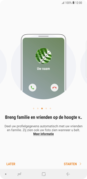 Samsung Galaxy Note9 - Contactgegevens overzetten - delen via Bluetooth - Stap 4