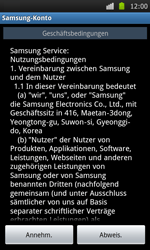 Samsung I9000 Galaxy S - Software - Update - Schritt 8