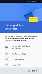 Samsung Galaxy J5 (2016) - Apps - Konto anlegen und einrichten - 20 / 24