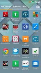 Alcatel One Touch Idol Mini - E-mail - Configurazione manuale - Fase 7