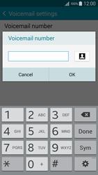 Samsung A500FU Galaxy A5 - Voicemail - Manual configuration - Step 10