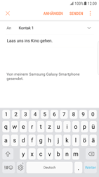 Samsung Galaxy S6 Edge - E-Mail - E-Mail versenden - 1 / 1