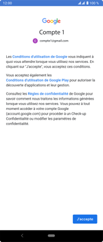 Sony Xperia 5 - E-mail - 032a. Email wizard - Gmail - Étape 11