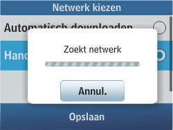 Samsung C3500 Chat 350 - netwerk en bereik - gebruik in binnen- en buitenland - stap 7