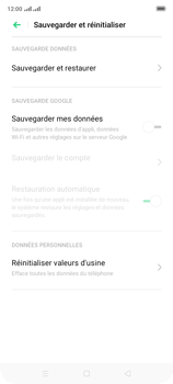 Oppo A9 2020 - Aller plus loin - Gérer vos données depuis le portable - Étape 9
