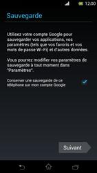 Sony Xperia T - Applications - Configuration de votre store d