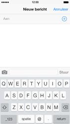 Apple iPhone 5s - MMS - Afbeeldingen verzenden - Stap 3