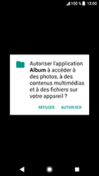 Sony Xperia XA2 - Photos, vidéos, musique - Créer une vidéo - Étape 15