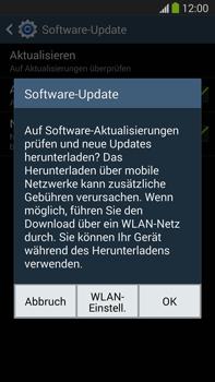 Samsung Galaxy Note III LTE - Software - Installieren von Software-Updates - Schritt 9