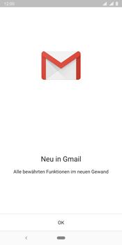Nokia 9 - E-Mail - Konto einrichten (gmail) - Schritt 4
