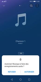 Huawei Y5P - Photos, vidéos, musique - Ecouter de la musique - Étape 10