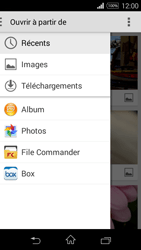 Sony Xpéria E3 - Contact, Appels, SMS/MMS - Envoyer un MMS - Étape 17