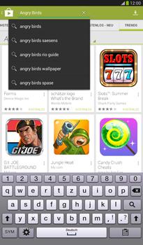 Samsung Galaxy Tab 3 7-0 - Apps - Herunterladen - 14 / 19