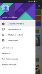 Samsung Galaxy S 5 - Applications - Comment vérifier les mises à jour des applications - Étape 5