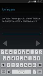 Samsung G850F Galaxy Alpha - Applicaties - Account instellen - Stap 6