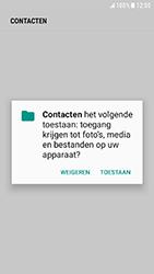 Samsung Galaxy Xcover 4 (SM-G390F) - Contacten en data - Contacten kopiëren van SIM naar toestel - Stap 9