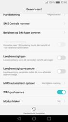 Huawei P9 - MMS - probleem met ontvangen - Stap 9