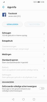 Huawei P Smart Plus - apps - apps afsluiten - stap 8
