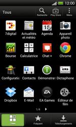 HTC One SV - E-mail - Configuration manuelle - Étape 3