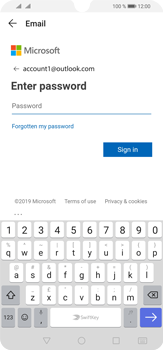 Huawei P30 Lite - E-mail - 032c. Email wizard - Outlook - Step 7