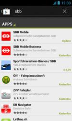 ZTE Blade III - Apps - Installieren von Apps - Schritt 19