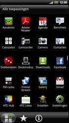 HTC Z710e Sensation - Wifi - handmatig instellen - Stap 3