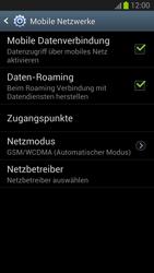 Samsung Galaxy S III - OS 4-1 JB - Ausland - Im Ausland surfen – Datenroaming - 2 / 2