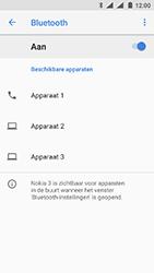 Nokia 3 - Android Oreo - Bluetooth - koppelen met ander apparaat - Stap 9