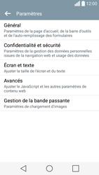 LG Spirit 4G - Internet et roaming de données - Configuration manuelle - Étape 22